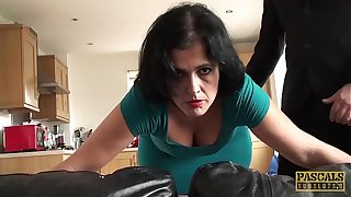 PASCALSSUBSLUTS - Montse Swinger whipped coupled with ass slammed