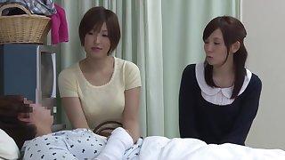 Aunt Visits In Medical centre
