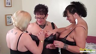 Auntie Trisha Lesbian Party Curse at