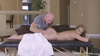 Hot Harley Jade licked increased by dicked by means of full-service palpate
