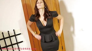 Mandy Flores HOT MILF Step Mom Causes Undesigned Erection HD