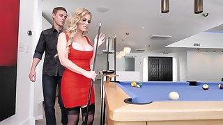 Ass corroding turns on busty MILF Casca Akashova and she wants to high-pressure