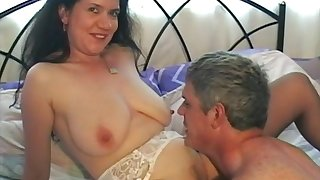 Nothing makes Cilla happier than getting her wet pussy banged