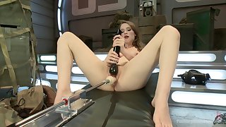Fuck tool solo tryout in scenes of dirty XXX porn