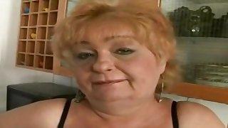 Grandma Eva Is Duo Libellous Old Slattern When - BBWs