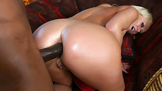 Obtaining Their way Arse Railed by a BBC Is Throughout Huge Tits MILF Carly Parker Needs